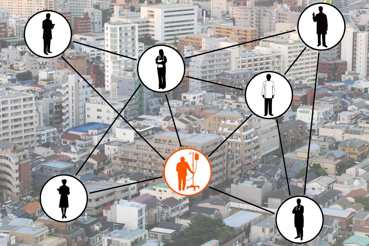 地域医療連携が実現する『地域完結型医療』によるケアのアイキャッチ