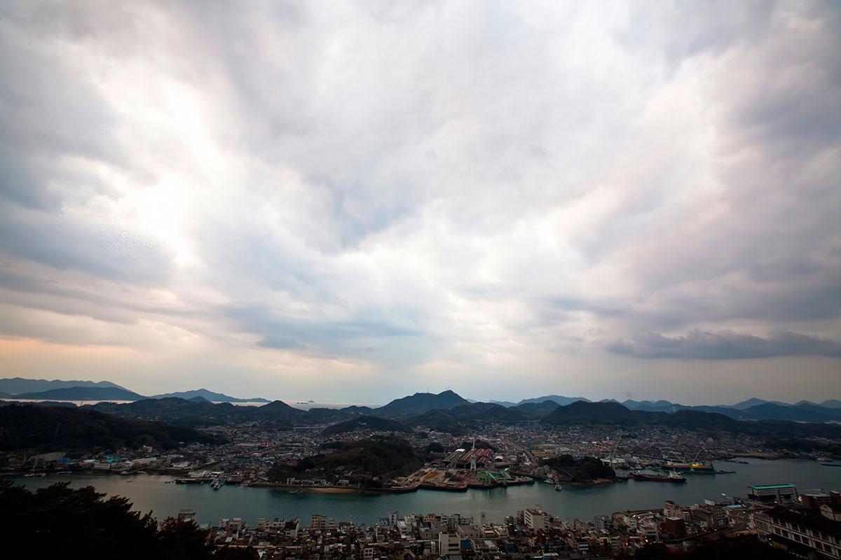 瀬戸内海の写真
