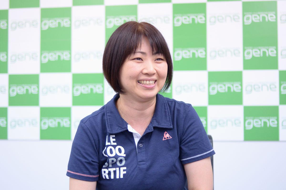 坂井さんの写真