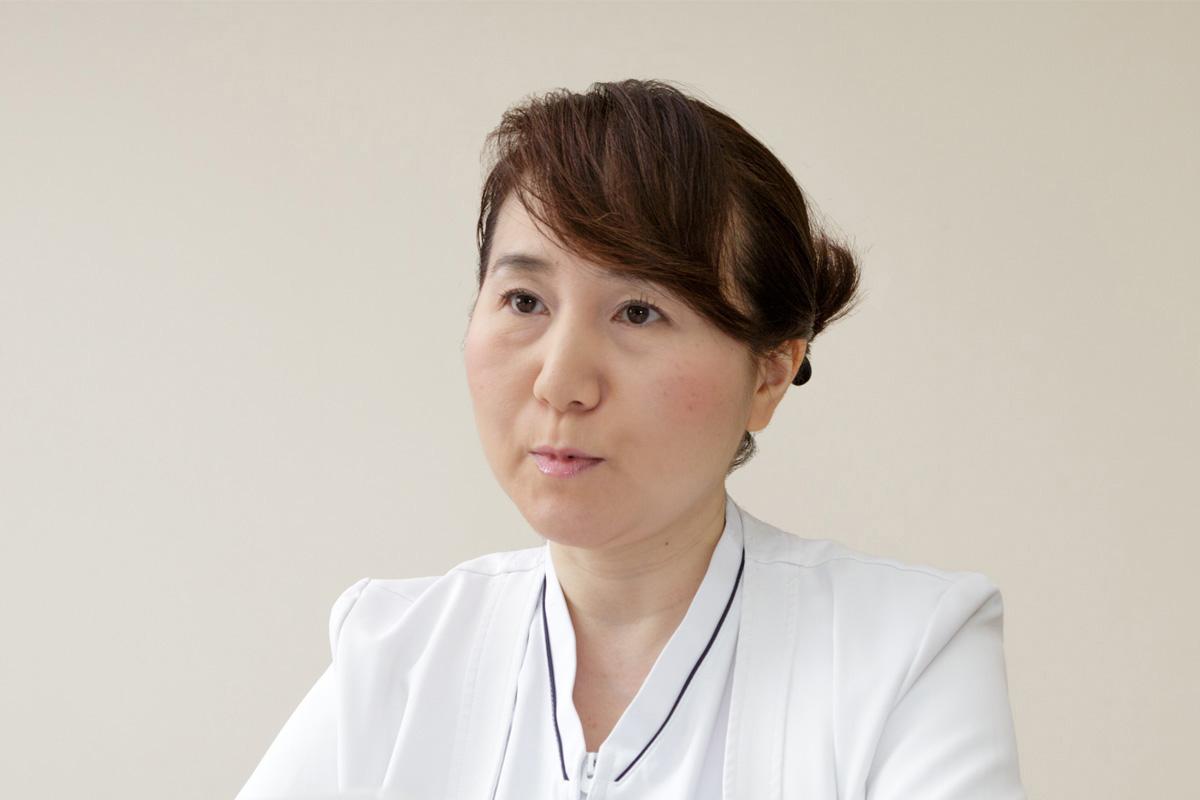 主体性を発揮しチームを牽引する。東京労災病院看護師長インタビューのアイキャッチ
