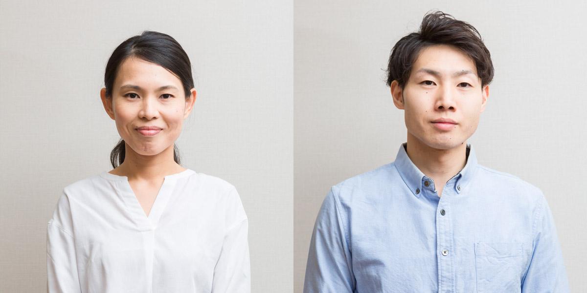 左から:トータルライフケア蒲田訪問看護ステーション所長・日野さん、同訪問看護師・梅垣さん写真