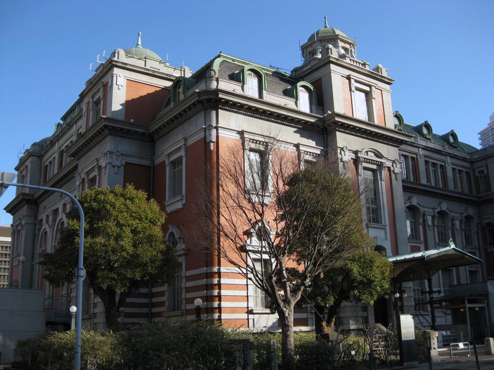 今回のセミナー会場となった大阪市中央公会堂(大阪市北区中之島)